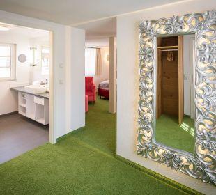 Komfort Doppelzimmer Mainau Hotel Alte Schule