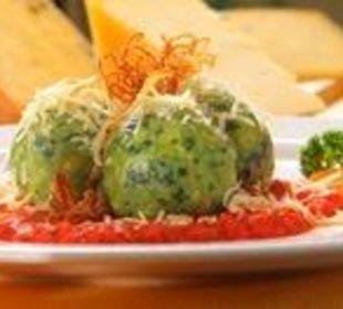 Herrliche vegetarische Speisen die Sonnigen Hotel und Restaurant