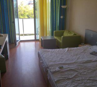 Zimmer Hotel Sol Marina Palace