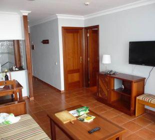 Wohnbereich Hotel Dorotea