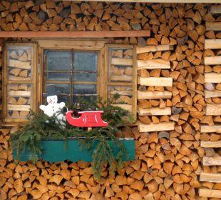 Almruah im Winter, ein Augenschmaus Gästehaus Luggau