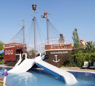 Pirate Boat Hotel Viva Tropic
