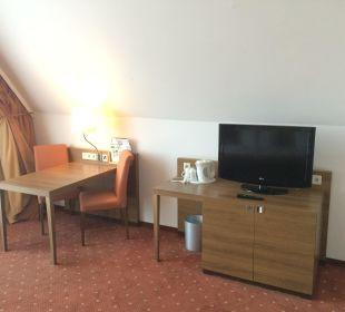 Einfach aber ok Hotel Holiday Inn Nürnberg City Centre