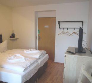 Zimmer10 Stern Hotel Leipzig