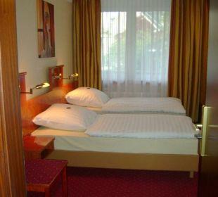Zimmer Hotel Am Berliner Platz