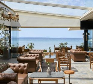 Beachbar Anthemus Sea Beach Hotel & Spa