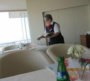 In der Skybar Hotel Neptun