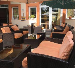 Terrasse Hotel Possidona Beach