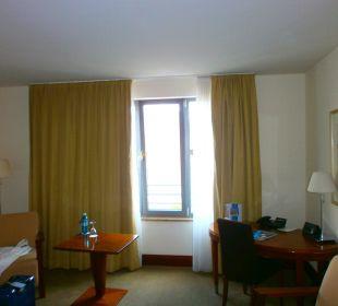 So allgemein Sheraton Carlton Hotel Nürnberg