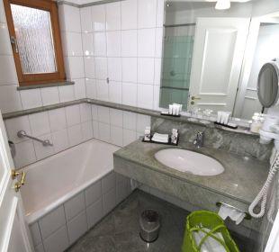 Badezimmer Beispiel Hotel Zugspitze