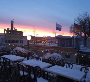 Winter am Chiemsee  Hotel Luitpold am See 1&2