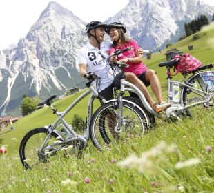 E-Bike Leading Family Hotel & Resort Alpenrose