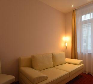 Junior Suite 2 Bereich Hotel Via City