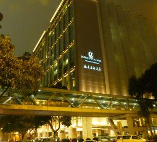 Außenansicht InterContinental Hotel Grand Stanford Hong Kong