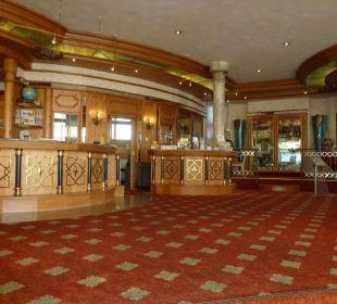 Der Empfang Ringhotel Krone Schnetzenhausen