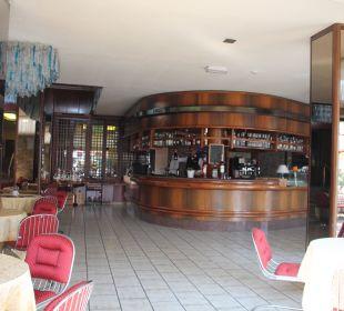 Bar des Hoteels Hotel Caravel
