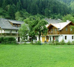 2 Häuser vom Knallerhof  Bio Bauernhof Knaller