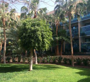 Gartenanlage Hotel Faro Jandia & Spa Fuerteventura