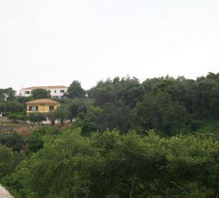 Blick aus Zimmer 324 Hotel Livadi Nafsika