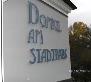Eine weitere Perspektive Ferienwohnungen & Pension Domicil am Stadtpark