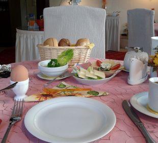 Das  frühstück im gästehaus Gästehaus Linde