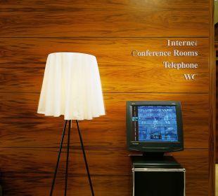 Hotel Lobby K+K Hotel Fenix