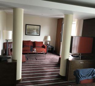 Zimmer Steigenberger Hotel Hamburg