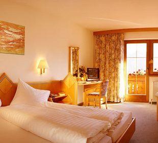 Komfortzimmer Hotel Garni Belmont