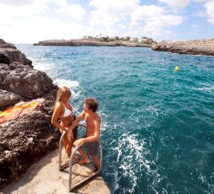 Access to the Beach  JS Hotel Cape Colom