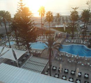 Pool SENTIDO Playa del Moro