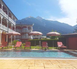 Pool Das Hotel Eden