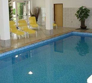 Pool facilities Appartements Riederhof