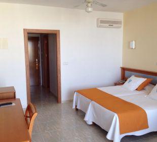 Doppelzimmer mit Meerblick Hotel Osiris