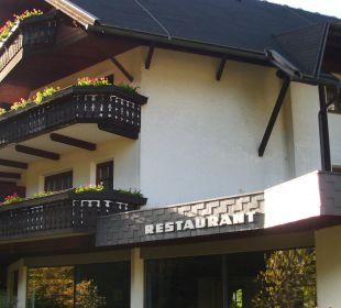 Das Hotel von der Gartenseite Hotel Trattlerhof
