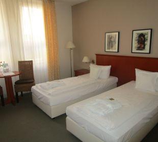 Zimmer Hotel Wyndham Garden Quedlinburg Stadtschloss