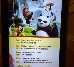 Kids Activity Hotel Sheraton Macao