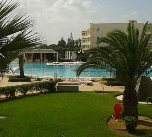 Basen Hotel Vincci Marillia