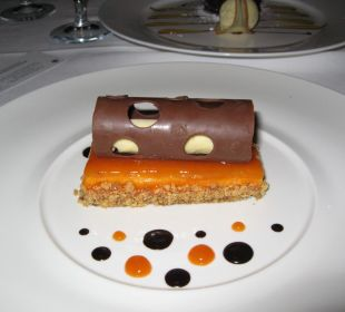 Dessert Hotel The Cellars-Hohenort