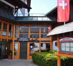 Feinschmecker-Restaurant Hubertusstube Hotel Portens Fernblick