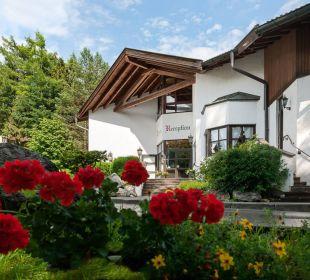 Außenansicht Dorint Sporthotel Garmisch-Partenkirchen