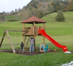Der neue Spielturm Hotel Mühlenhof