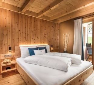 Schlafzimmer Chalet Rudana Rudlerhof & Chalet Rudana