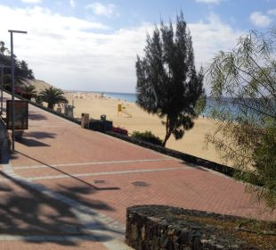 Weg zum Strand Hotel XQ El Palacete