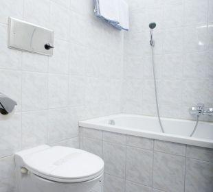 Badezimmer Pension Neuer Markt