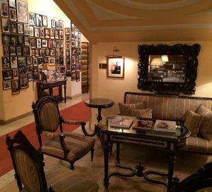 Sitzgelegenheit im Hotel Hotel Sacher