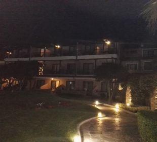 Gartenanlage Anthemus Sea Beach Hotel & Spa