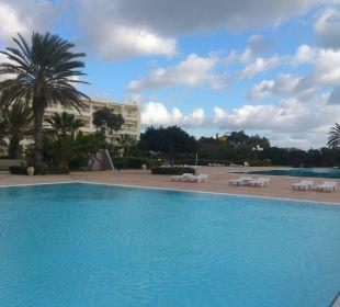 Pool Dezember Hotel Vincci Marillia