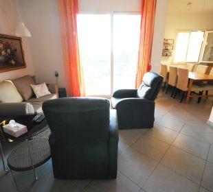 Wohnzimmer Wg PANORAMA Holiday Residence Rifugio