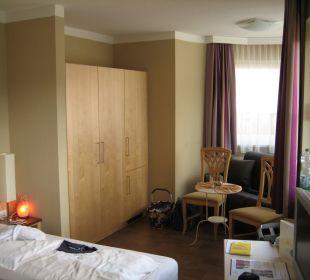 Zimmer mit Erker Hotel Castel