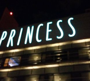 Außenansicht Hotel Barcelona Princess